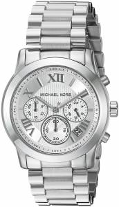 [マイケル・コース]Michael Kors  Cooper Analog Display Analog Quartz Silver Watch MK6273