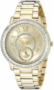 [マイケル・コース]Michael Kors  Madelyn Analog Display Analog Quartz Gold Watch MK6287