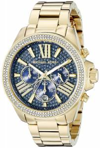 [マイケル・コース]Michael Kors  Wren Analog Display Analog Quartz Gold Watch MK6291