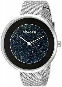 [スカーゲン]Skagen  GITTE Analog Display Analog Quartz Silver Watch SKW2384 レディース