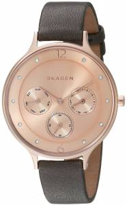 [スカーゲン]Skagen  ANITA Analog Display Analog Quartz Grey Watch SKW2392 レディース