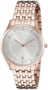 [スカーゲン]Skagen  HOLST Analog Display Analog Quartz Rose Gold Watch SKW2388 レディース