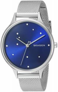 [スカーゲン]Skagen  ANITA Analog Display Analog Quartz Silver Watch SKW2391 レディース