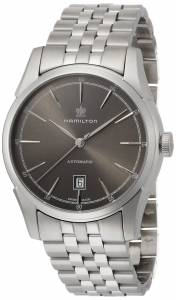 [ハミルトン]Hamilton  Spirit Of Liberty Grey Dial Stainless Steel Watch H42415091 メンズ