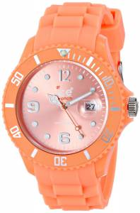 [アイス]Ice 腕時計 IceWatch Sili Summer Orange Big Watch SIFCBS10 SI.FC.B.S.10