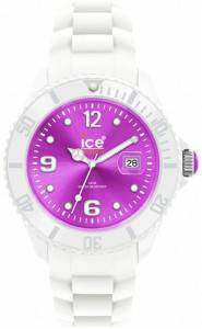 [アイス]Ice 腕時計 IceWatch IceWhite Purple Dial Big Watch SIWVBS10 SI.WV.B.S.10