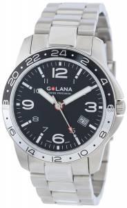 [ゴラナ スイス]Golana Swiss 腕時計 Aero Pro 300 Quartz Watch AE300-2 メンズ