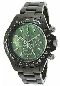 [トイウォッチ]Toy Watch ToyWatch Fluo Chronograph Hunter Green Watch FL43HG 8033501914851