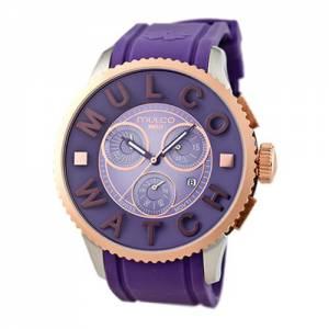 [マルコ]MULCO 腕時計 POST Chronograph Watch White MW3-10302-053 ユニセックス