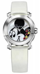 [ショパール]Chopard Special Edition Happy Sport II Mickey Stainless Steel Luxury 278475-3032