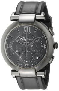 [ショパール]Chopard  Imperiale Analog Display Swiss Automatic Black Watch 388549-3007 RBK