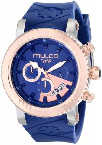 [マルコ]MULCO  Analog Display Japanese Quartz Blue Watch MW5-2870-043 ユニセックス