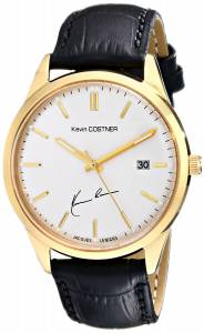 [ジャックルマン]Jacques Lemans Kevin Costner Collection Analog Display Quartz Black KC-102C