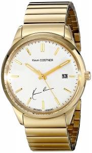 [ジャックルマン]Jacques Lemans Kevin Costner Collection Analog Display Quartz Gold KC-102E