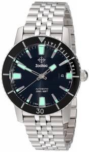 [ゾディアック]Zodiac 腕時計 Heritage Automatic Stainless Steel Watch ZO9250 メンズ