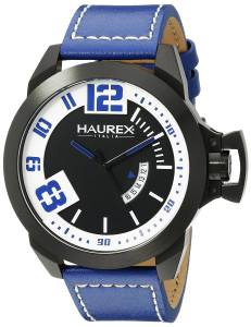 [ハウレックスイタリア]Haurex  Italy Storm Analog Display Quartz Blue Watch 6N509UBB