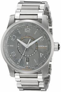 [モンブラン]MONTBLANC Timewalker WorldTime Southern Hemispheres Stainless Steel Swiss 108956