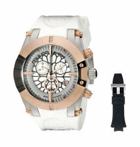 [マルコ]MULCO  Kripton Snap Analog Display Swiss Quartz Black Watch MW5-3069-015 レディース