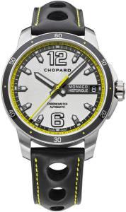 [ショパール]Chopard Grand Prix de Monaco Historique Titanium Automatic Swiss 168568-3001 LBK