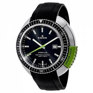 [エドックス]Edox 腕時計 HydroSub Quartz Watch 532003NVCANIN 53200-3NVCA-NIN メンズ