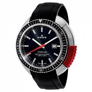 [エドックス]Edox 腕時計 HydroSub Quartz Watch 53200-3NRCA-NIN メンズ [並行輸入品]