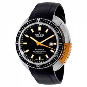 [エドックス]Edox  HydroSub Automatic Automatic Watch 803013NOCANIN 80301-3NOCA-NIN メンズ