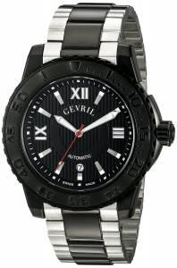 [ジェビル]Gevril 腕時計 Seacloud Analog Display Two Tone Watch 3110B メンズ