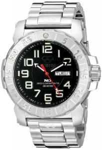 [リアクター]REACTOR 腕時計 Trident 2 Analog Display Quartz Silver Watch 50001 メンズ