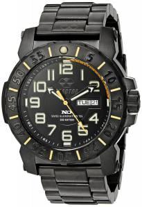 [リアクター]REACTOR 腕時計 Trident 2 Analog Display Quartz Black Watch 50507 メンズ