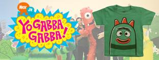 Yo-Gabba-Gabba特集