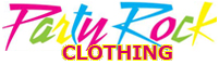 Party Rock Clothing パーティーロック・クロッシング Logo