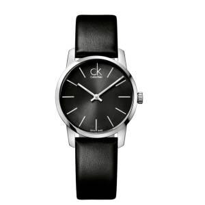 [カルバン クライン]Calvin Klein  ck City Leather Watch K2G23107 Calvin Klein City Lady