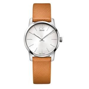 [カルバン クライン]Calvin Klein  ck City Leather Watch K2G23120 Calvin Klein City Lady