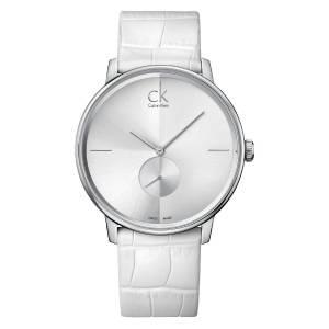 [カルバン クライン]Calvin Klein 腕時計 Watch Accent Gent K2y211k6 Men´s White ck accent