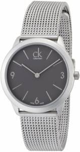 [カルバン クライン]Calvin Klein 腕時計 Mesh Band Watch K3M52154 ck minimal メンズ