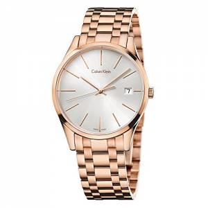[カルバン クライン]Calvin Klein 腕時計 Time Rose Gold PVD Watch K4N23646
