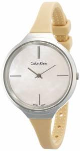 [カルバン クライン]Calvin Klein 腕時計 Ck Lively Watch White Dial K4U231XE