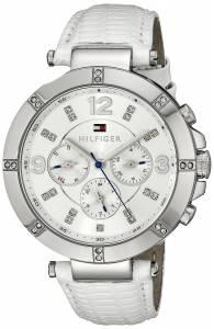 [トミー ヒルフィガー]Tommy Hilfiger  Sport Lux Analog Display Quartz White Watch 1781535