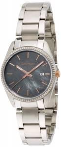 [カルバン クライン]Calvin Klein 腕時計 Alliance Silver Steel Bracelet Watch K5R33B4Y