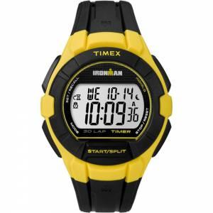 [タイメックス]Timex 腕時計 Ironman Essential 30 LAP Full Size Yellow/Black TW5K959009J