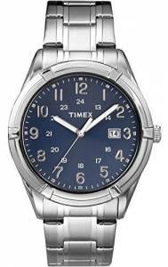 [タイメックス]Timex  Elevated Classic Sport Chic Silver Steel Bracelet Watch TW2P76400