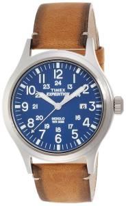 [タイメックス]Timex TW4B01800 Expedition Analog Elevated Tan Timex® Expedition® Scout(TM)