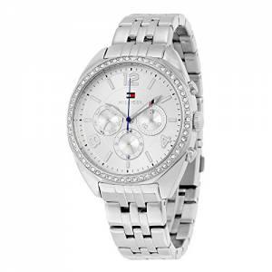 [トミー ヒルフィガー]Tommy Hilfiger 腕時計 Stainless Steel Watch Silver Dial 1781571