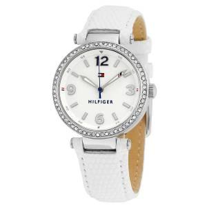 [トミー ヒルフィガー]Tommy Hilfiger  Analog Display Quartz White Watch 1781586