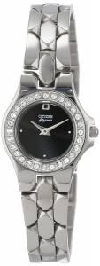 [シチズン]Citizen 腕時計 Crystal Accented Stainless Steel Watch EK4900-50E レディース