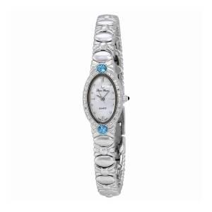 [ルシアン ピカール]Lucien Piccard 腕時計 Mother of Pearl Dial Watch 27130SL