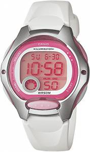 CASIOカシオ LW-200-7AV レディース腕時計 ホワイトストラップ【並行輸入品】
