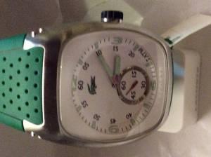 [ラコステ]Lacoste 腕時計 Match Point Watch 2010325 メンズ [並行輸入品]