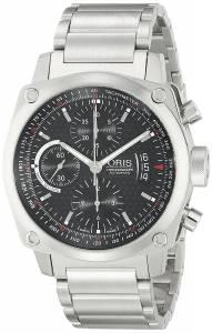 [オリス]Oris  4154MB BC4 Chronograph Stainless Steel Bracelet Watch 01 674 7616 4154-07 8 22 58