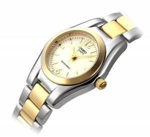 [カシオ]Casio 腕時計 General Watches Metal Fashion LTP1253SG7ADF WW EAW-LTP-1253SG-7A